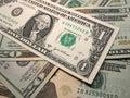 Dólar americano Foto de archivo libre de regalías