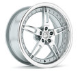 D alloy wheels in the background Stock Photography