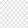 D chain link fence render of a Stock Photos