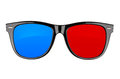3d Cinema Anaglyph Glasses