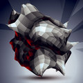 3D Contemporary Style Abstract...