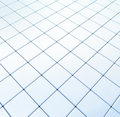 D cubes tile background slight sky reflection Stock Photos