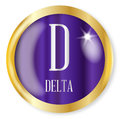 D For Delta Royalty Free Stock Photo