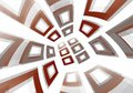 D frames abstract red grey background Royalty Free Stock Photo