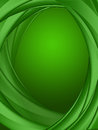 3d  illustration green background Royalty Free Stock Photo
