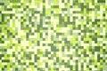 3d Illustration: Mosaic Abstra...