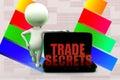 3d Man Trade Secrets Illustrat...
