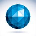 3D Polygonal Geometric Object,...