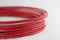 3D Printer Filament Royalty Free Stock Photo
