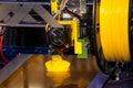 3D printer Royalty Free Stock Photo