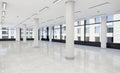 3d render - empty office building