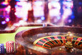 3D Rendering  casino roulette Royalty Free Stock Photo