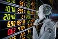 Robot analyze stock