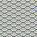 3d scales seamless texture colored