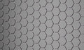 D shiny abstract grey metallic surface rendered Stock Photos