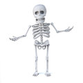 3d Skeleton is innocent