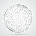3d Sphere Dots