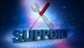3d Tech Support