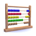 3d Wooden abacus