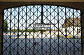 Dachau concentration camp the first nazi opened in nazi germany Stock Image
