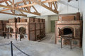 Dachau  - ovens crematoria 2 Stock Photography