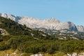 Dachstein Massif In Austrian A...