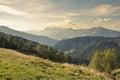 Dachstein view Royalty Free Stock Photo