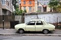 Dacia 1300 in Romania Stock Photography