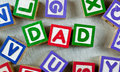 Dad Royalty Free Stock Images