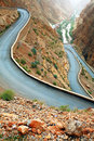 Dades Gorges Royalty Free Stock Image