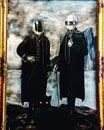 Daft Punk Royalty Free Stock Photo