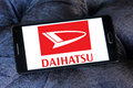 Daihatsu motors logo Royalty Free Stock Photo