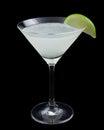 Daiquiri Cocktail Royalty Free Stock Photo