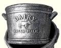 Dairy fresh milk Royalty Free Stock Photo