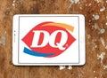 Dairy Queen, DQ fast food restaurant logo