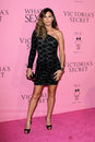 Daisy Fuentes arrives at the Victoria's Secret What Is Sexy? Party Stock Photography