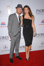 Daisy Fuentes, Matt Goss Stock Photo