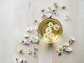 Daisy tea Royalty Free Stock Photo
