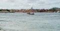 Dakar coastline Royalty Free Stock Photo