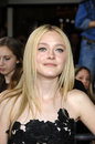 Dakota Fanning Stock Image