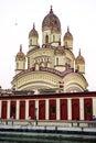 Dakshineswar Kali Temple in Kolkata, India Royalty Free Stock Photo