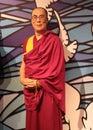 Dalai Lama Royalty Free Stock Photo