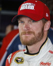 Dale earnhardt jr nascar race car driver Royalty Free Stock Photography