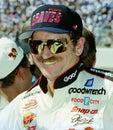 Dale Earnhardt Sr. at Charlotte Motor Speedway
