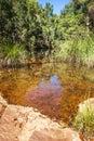 Dale gorge australia Fotografering för Bildbyråer
