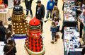 Daleks at Sci-Fi Scarborough
