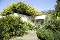 Dallas Arboretum landscapes Royalty Free Stock Photo