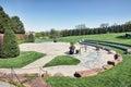 Dallas Arboretum Park.