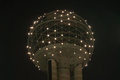 Dallas Reunion Tower Royalty Free Stock Photo