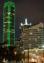 Dallas Skyline (night)